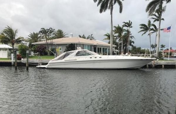 New Sea Ray Sundancer Motor Yacht For Sale