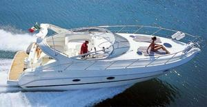 Used Cranchi Zaffiro 34 Cruiser Boat For Sale