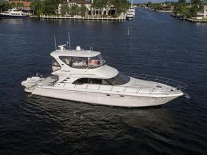 Used Sea Ray 560 Sedan Bridge Cruiser Boat For Sale