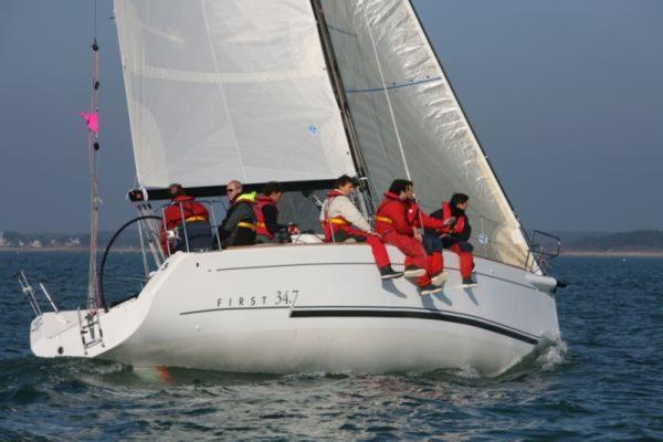 Used Beneteau 10R FIRST Daysailer Sailboat For Sale