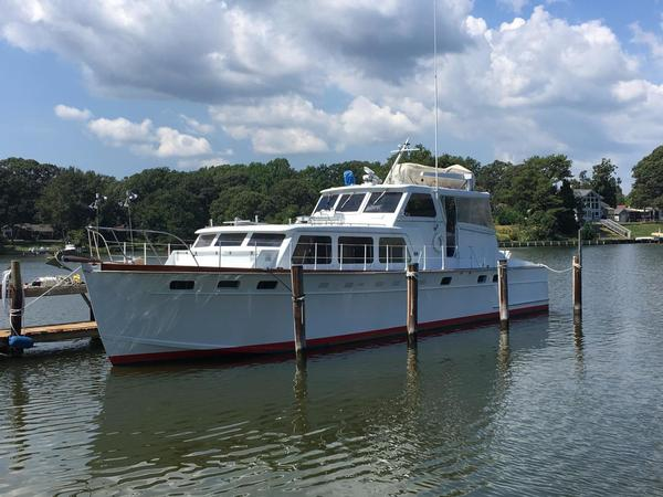 Used Huckins 53 Atlantic Antique and Classic Boat For Sale