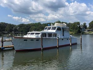 New Huckins 53 Atlantic Antique and Classic Boat For Sale