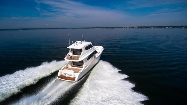 Used Maritimo M52 Convertible Fishing Boat For Sale
