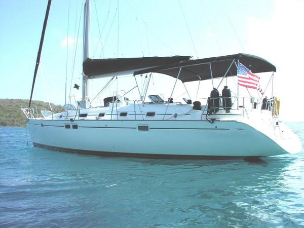 New Beneteau Oceanis 461 Cruiser Sailboat For Sale