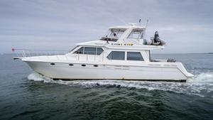 New Navigator 53 pilothouse Boat For Sale