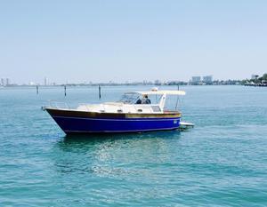 Used Apreamare 11m Cruiser Boat For Sale