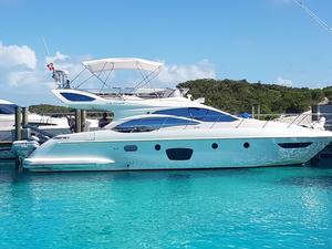 New Azimut Flybridge Boat For Sale