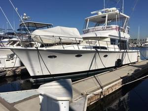 New Mikelson 43 Sportfisher Saltwater Fishing Boat For Sale