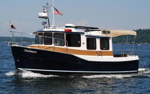Used Ranger Tugs R-27 Cruiser Boat For Sale