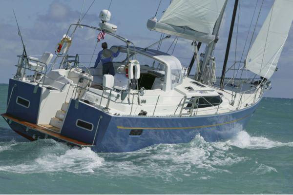 Used Steven Custom 53/56 Cruiser Sailboat For Sale