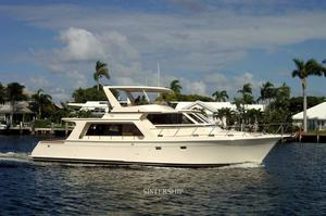 New Offshore 54 Pilot House Motor Yacht For Sale