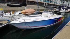 New Donzi 35 ZF Cuddy Center Console Boat For Sale