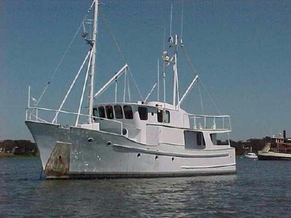 Used Seaton RPH Trawler Boat For Sale