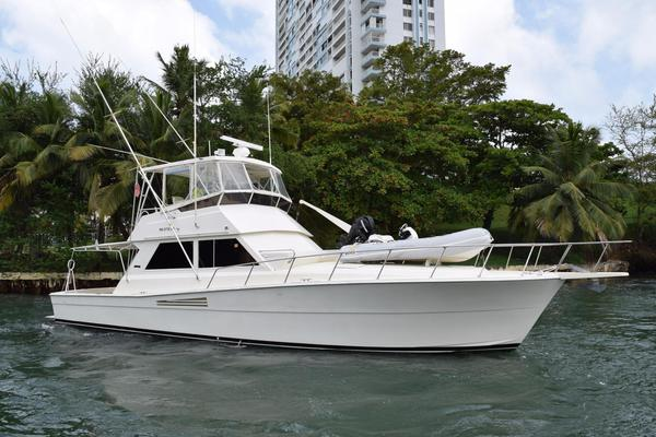 Used Viking 48 Convertible Fishing Boat For Sale