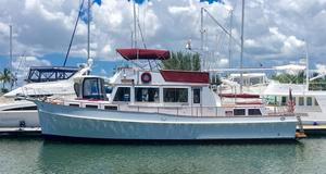 New Grand Banks 49 Classic Trawler Boat For Sale