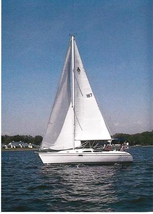 New Catalina 310 Cruiser Sailboat For Sale