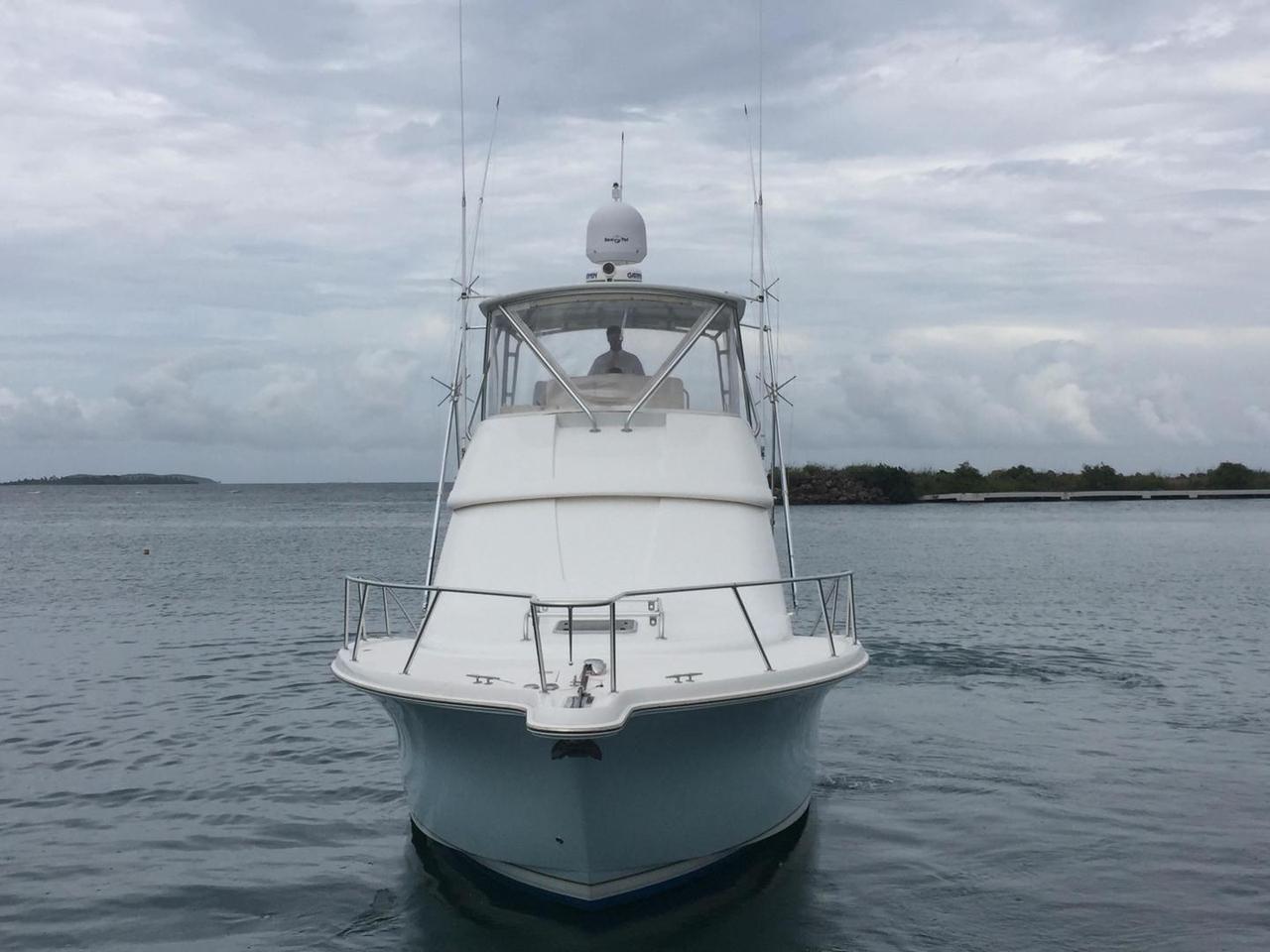 2007 used tiara 3900 convertible saltwater fishing boat for Saltwater fishing boats for sale