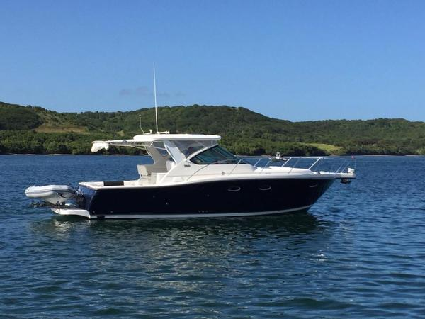 Used Tiara 3200 Open Saltwater Fishing Boat For Sale