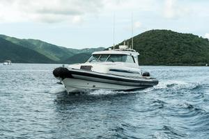 Used Protector 12 mtr Walkaround Fishing Boat For Sale