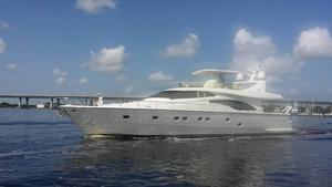 Used Ferretti Yachts 680 Motor Yacht Motor Yacht For Sale