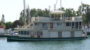 New Garbott-Walsh Converted ferry boat Antique and Classic Boat For Sale