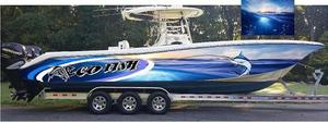New Triton 351 CC Saltwater Fishing Boat For Sale