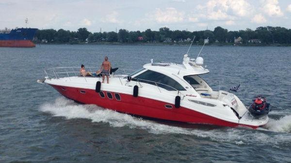 Used Sea Ray Sundancer 48 Express Cruiser Boat For Sale