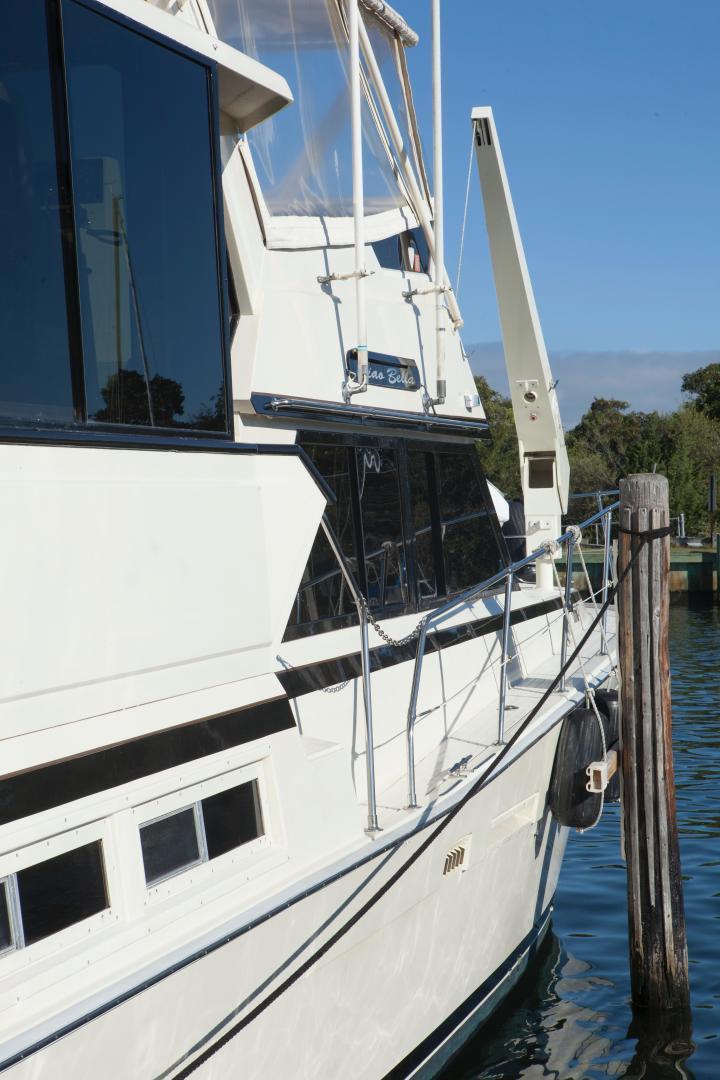 1985 used viking 50 cockpit motoryacht motor yacht for for 85 viking motor yacht