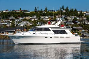Used Ocean Alexander 548 Pilothouse Boat For Sale