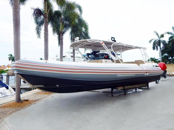 Used Nautica RIB 44 Express Tender Boat For Sale
