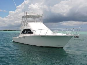 New Cabo Yachts 43 Convertible Saltwater Fishing Boat For Sale