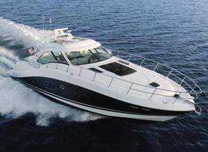 New Sea Ray 55 Sundancer Motor Yacht For Sale