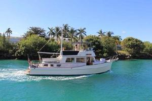 New Grand Banks 42 Classic Trawler Boat For Sale