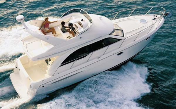 New Meridian 341 Sedan Motor Yacht For Sale