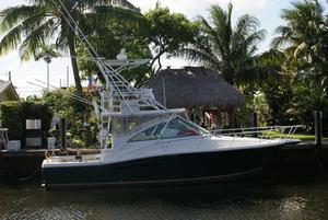 Used Rampage 33 Barta CE Saltwater Fishing Boat For Sale
