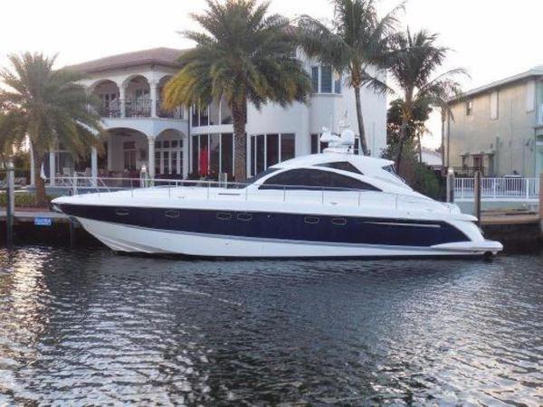 Used Fairline Targa 52 Cruiser Boat For Sale