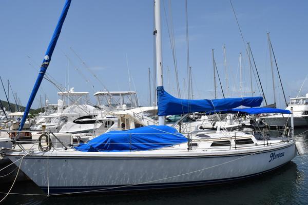 Used Catalina 42 Motorsailer Boat For Sale