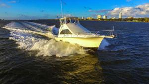 New Ocean Yachts 42 Super Sport Convertible Boat For Sale