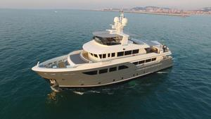 New Cantiere Delle Marche Darwin 107 Motor Yacht For Sale