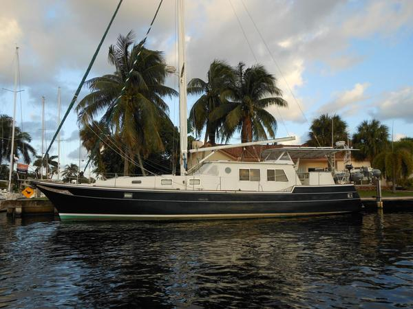 Used Wellington Pilothouse Sailboat For Sale