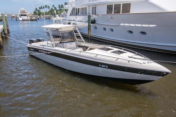 Used Wellcraft Center Console Fishing Boat For Sale