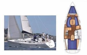 Used Beneteau 343 Cruiser Sailboat For Sale