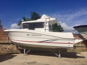 Used Beneteau America Barracuda 9 Saltwater Fishing Boat For Sale