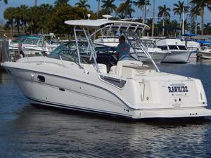 New Sea Ray 290 Amberjack Cruiser Boat For Sale