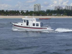 New Nordic Tug Boat For Sale