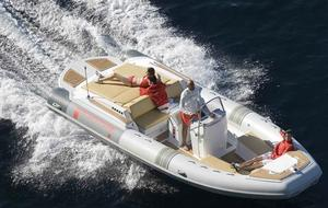 New Pirelli 770 Inflatable Boat For Sale