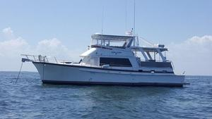 Used Sea Ranger 52 Cockpit motor yacht Motor Yacht For Sale