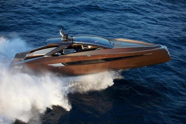 New Art Of Kinetik Hedonist Hard Top Motor Yacht For Sale
