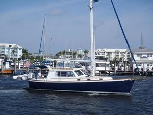 Used Cabo Rico Northeast 400 by Mark Ellis Pilothouse Sailboat For Sale