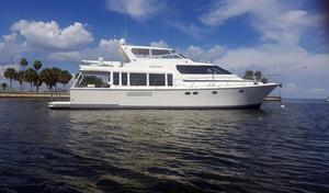 Used Pacific Mariner Pilothouse - Hull #39 Motor Yacht For Sale